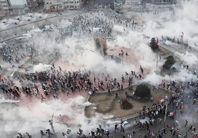 Διεθνής Αμνηστία: Η Τουρκία κατηγορείται για σοβαρές παραβιάσεις ανθρωπίνων δικαιωμάτων κατά τη διάρκεια διαδηλώσεων στο Πάρκο Γκεζί