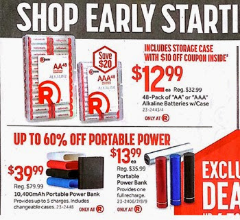 Radio Shack local ad