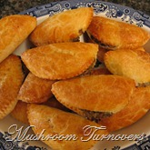 mushroom-turnovers