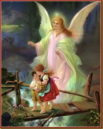 ANGELES DE LA GUARDA