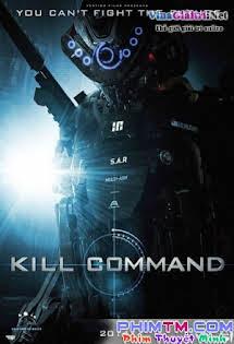 Cỗ Máy Sát Nhân - Kill Command Tập HD 1080p Full