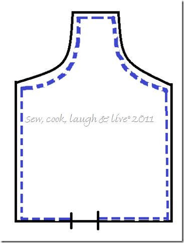 apron ties