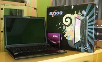 Laptop Axioo Neon MNC Series
