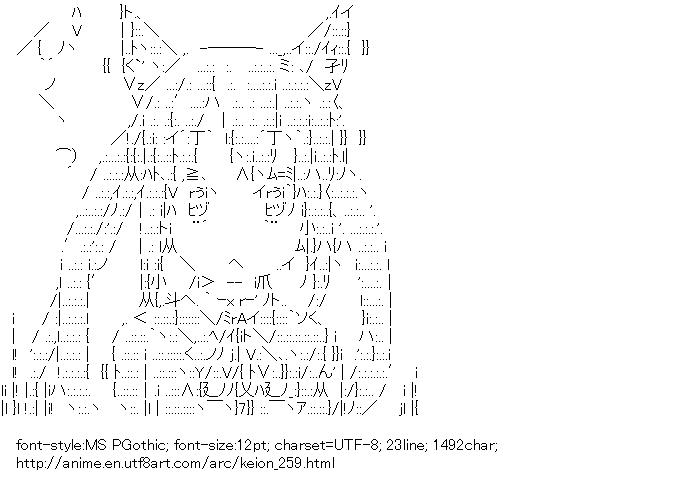Keion!,Nakano Azusa,Cat ears