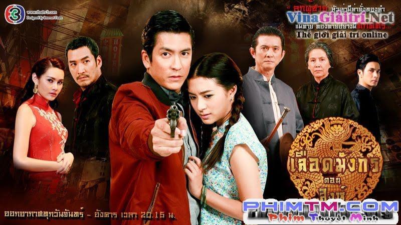 Thời Đại Anh Hùng :Phần 1 : Hổ - Luerd Mungkorn Series