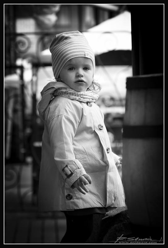 Gdańsk. Wciąż straszą dzieci niedobrymi fotografami.