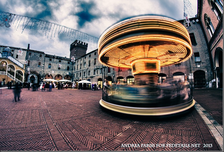 Andrea Parisi for Fedetails.net - La Giostra, Ferrara, Emilia Romagna, Italia -Andrea Parisi for Fedetails.net - The Carousel, Ferrara, Emilia Romagna, Italy - Property and Copyrights of FEdetails.net