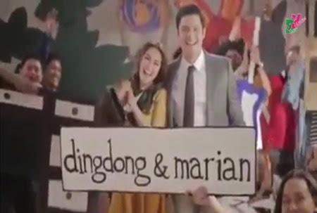 Marian Rivera, Dingdong Dantes in Rivermaya's Tayo Lang Dalawa music video