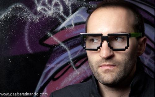 oculos geek nerd pixel 8 bits Dzmitry Samal 6dpi 5dpi desbaratinando (5)