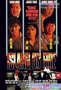 Đảo Lửa - Island Of Fire (1990) - Uslt - Phim Trung Quốc