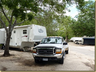 2012-05-12 - TX, Kerrville - Take It Easy RV Resort