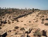 Teuchira (Tocra, Libia) - Vía