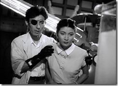 Gojira Serizawa and Emiko