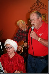 LA-Betty's-Christmas caroling at Nursing homes 3