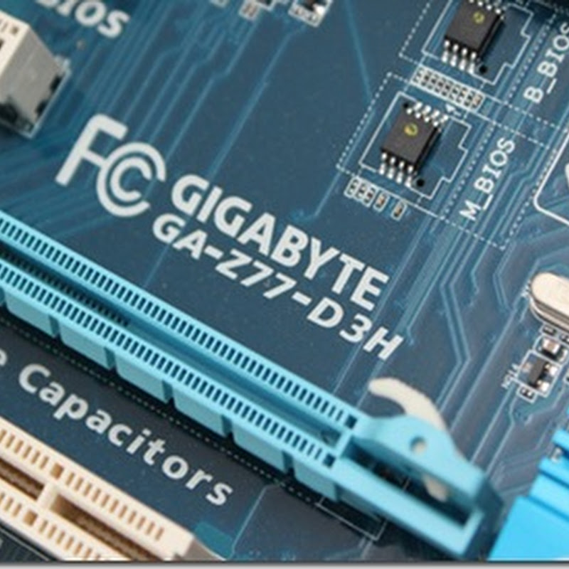 GIGABYTE Z77-D3H claims 'Editor's Choice' at eTeknix.com
