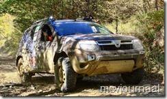 Dacia Duster Balkan Bresau Rally 2012 19