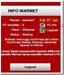 Infor Warnet