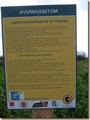 Montenaken, Hannuitstraat: Evernijse tom (of Avernasse Tom)