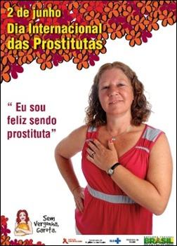 Cartaz Prostitutas