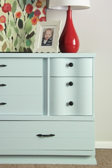 Dresser Re-finish, Cluck Cluck Sew