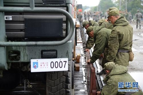 """""""Мирная миссия-2013"""": Вторая подборка фотографий"""