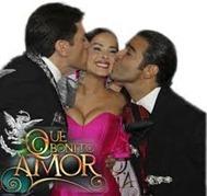 "Gran final de la telenovela ""Qué bonito amor"" el 2 de junio"