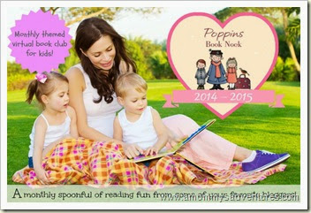 Mother with children read book