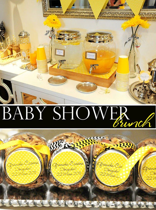Fete-Fete-Black-Yellow-White-Baby-Shower-Brunch-1