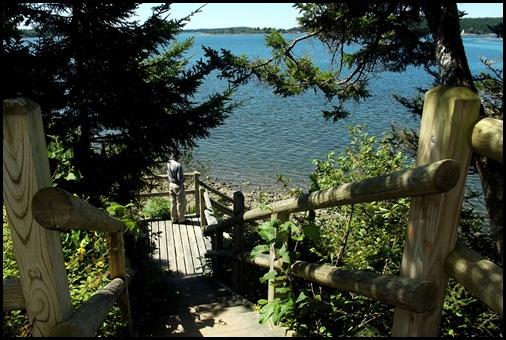 TNC hike, Pretty Marsh picnic, Bernard, Bass Harbor Light 224