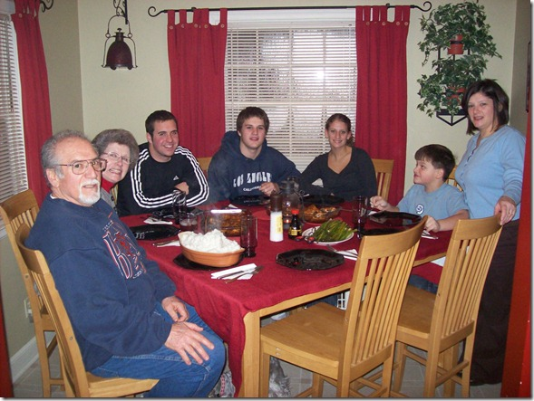 Dining Room: Friends and Mentors for Your Marriage