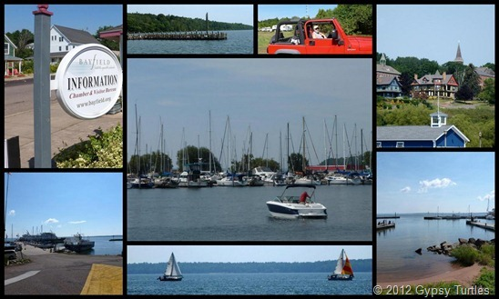 Bayfield Harbor and Marina