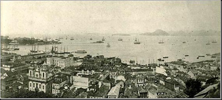 1880 - Centro do Rio de Janeiro