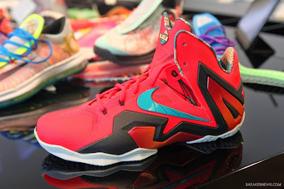 nike lebron 11 xx ps elite introduction sneakernews 1 08 Elite 3.0: Behind the Scenes with the Nike LeBron 11 Elite
