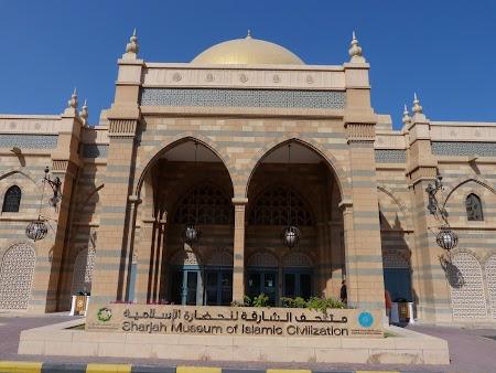 12. Muzeul Civilizatiei Islamice - Sharjah.JPG