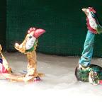 水上人形劇(獅子舞)