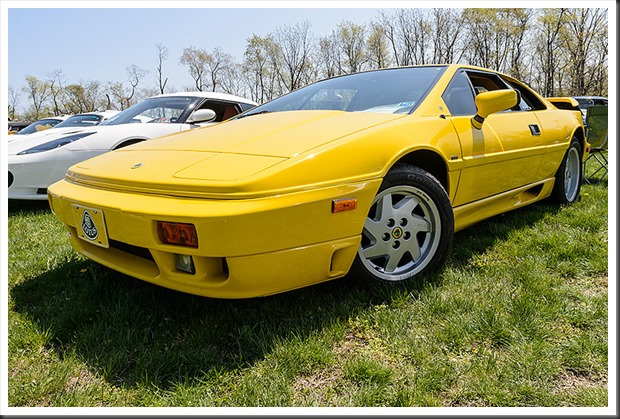 Kent Carpenter's 1991 Lotus Esprit Turbo SE