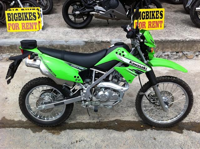 New 2011 Kawasaki KLX 125