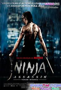 Ninja Báo Thù - Ninja Assassin