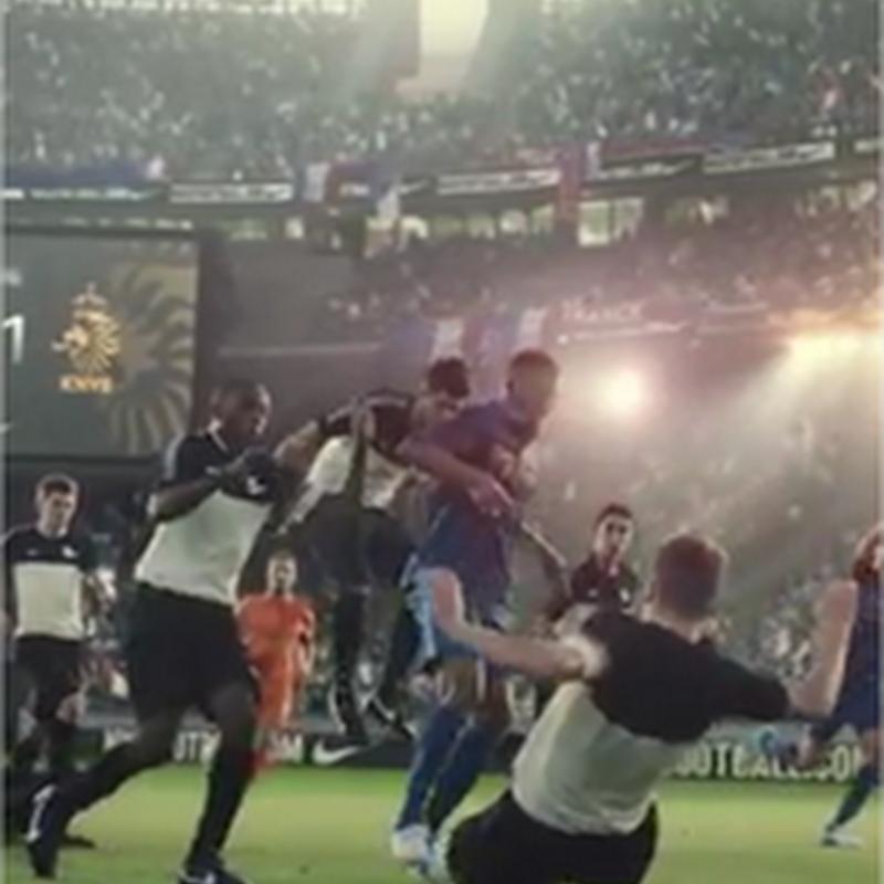 Nike y su excelente video para la Eurocopa