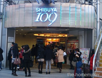 Shibuya 109, Meeting point