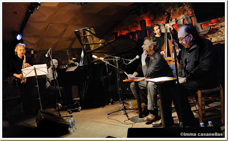 Paraules de Jazz, Barcelona 2013