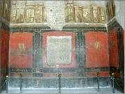 Casa de los Vetii - triclinium