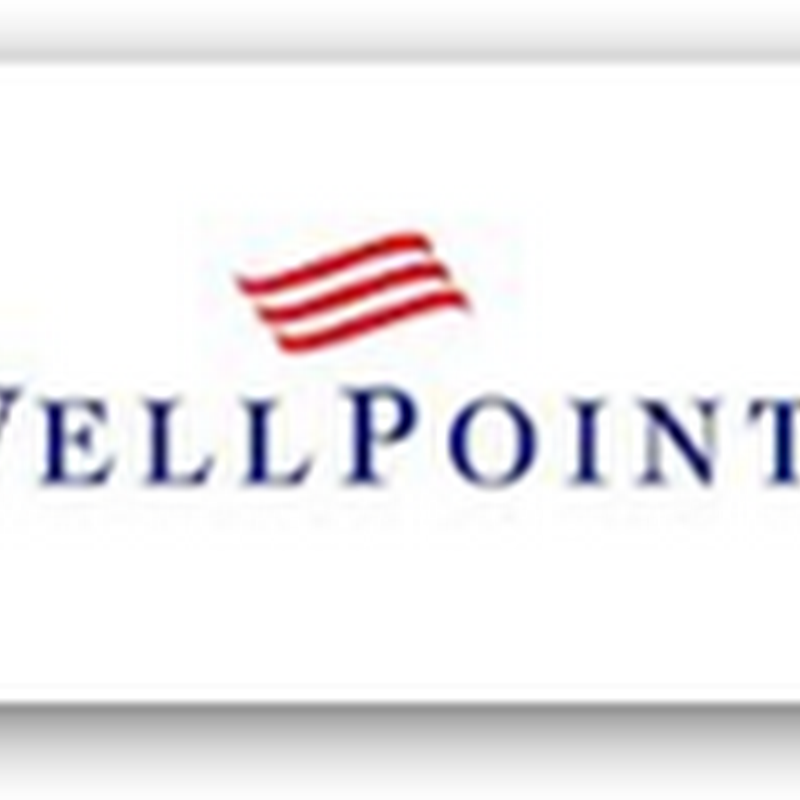 WellPoint Hires New CEO, Will It Make A Ton Of Difference, Probably Not A Lot As Shareholders Become More Familiar With Current State of Affairs of the Health Insurance Business