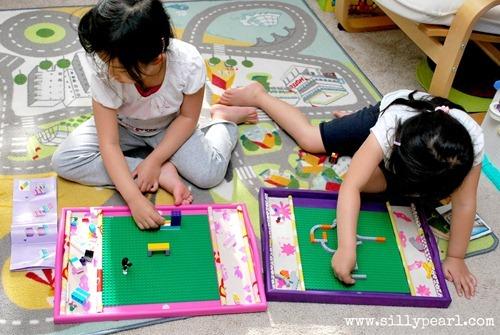 KidsActivityTrayForLegos