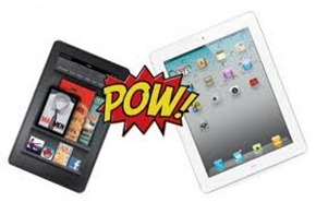 Kindle Fire vs iPad