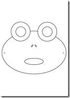 RANA mascara rana imagenesifotos (