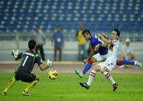 Hasil Laos vs Malaysia AFF Suzuki Cup 2012