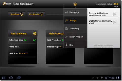norton-tablet-security-Android - The Mobile Spoon