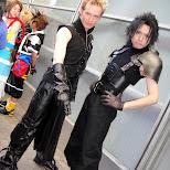 final fantasy cosplay at tokyo game show 2009 in japan in Tokyo, Tokyo, Japan