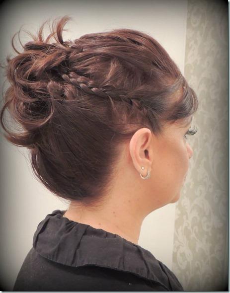 Spray com Fixação Forte para penteados